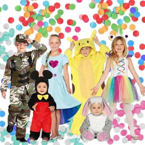 Verkleedkleding voor kinderen