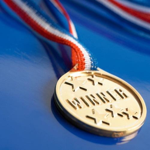 Medailles en prijsbekers