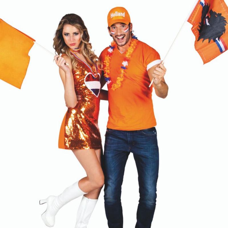 Koningsdag kleding & accessoires