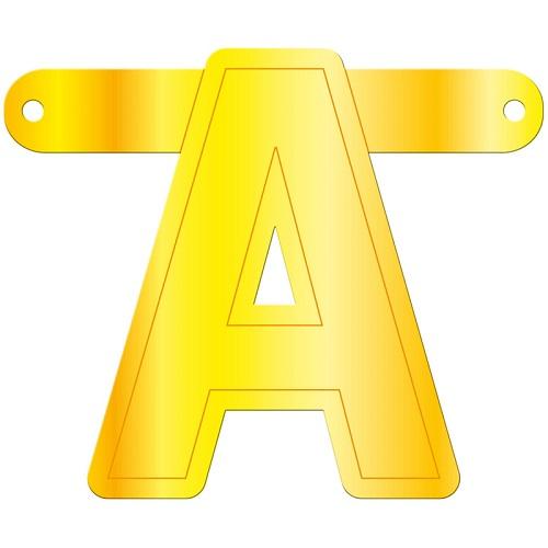 Uw eigen letterslinger