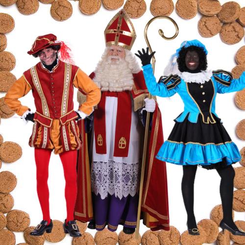 Alles voor een geslaagd Sinterklaas feest