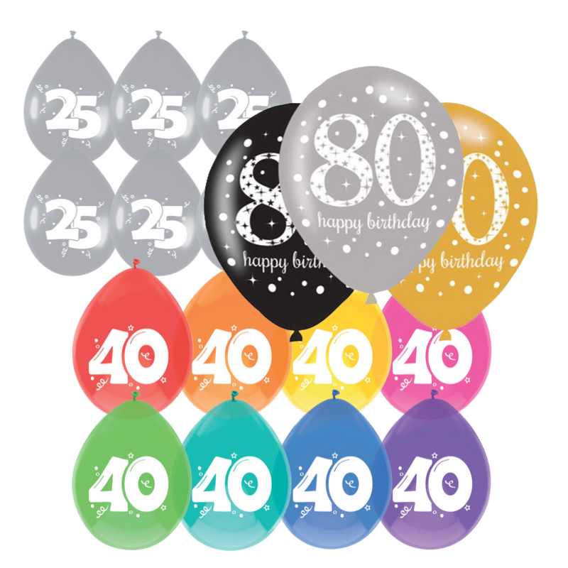 Ballonnen met leeftijd