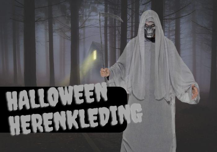 Halloween verkleedkleding heren