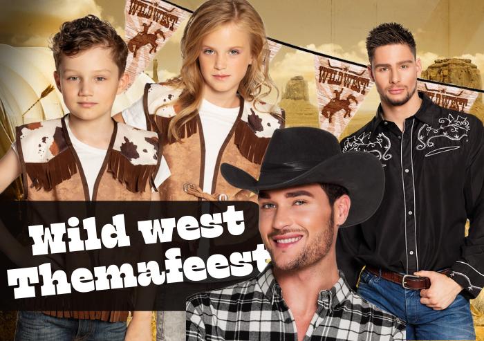 Western themafeest