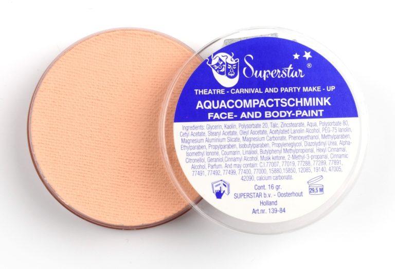 015 huidskleur waterschmink Superstar 16 gram