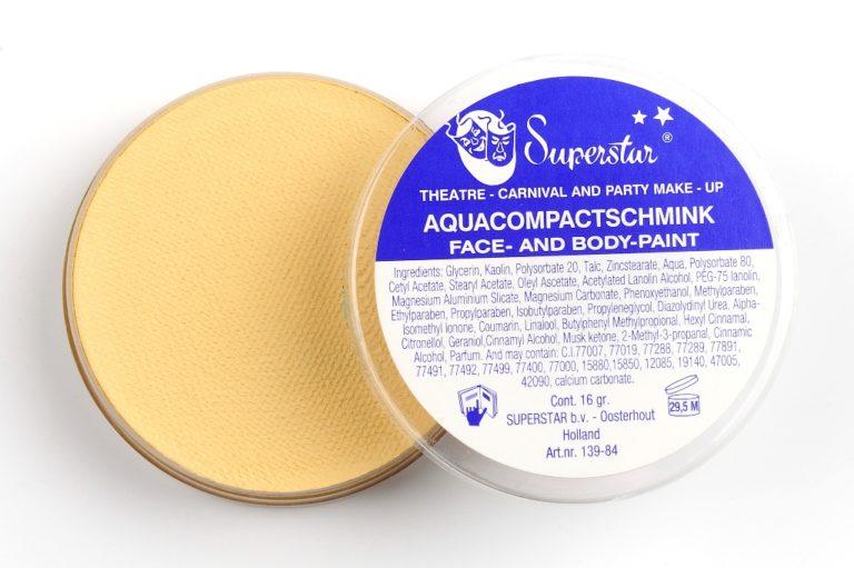 017 ivoor waterschmink Superstar 16 gram
