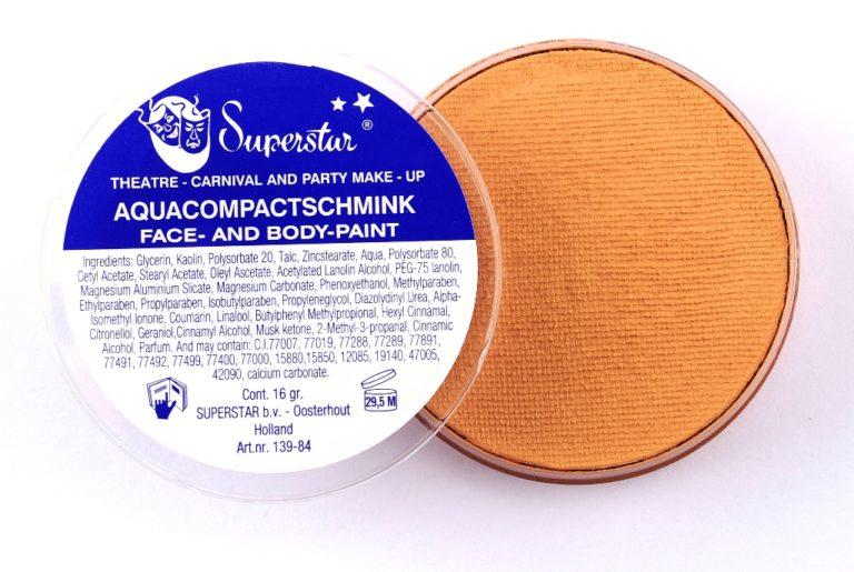 019 neutrale huid teint waterschmink Superstar 16 gram