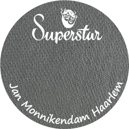 074 waterschmink Superstar donker grijs