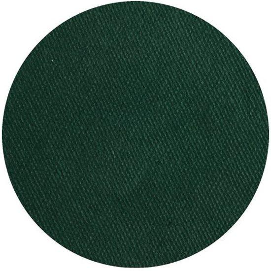 241 donker groen waterschmink Superstar 45gr