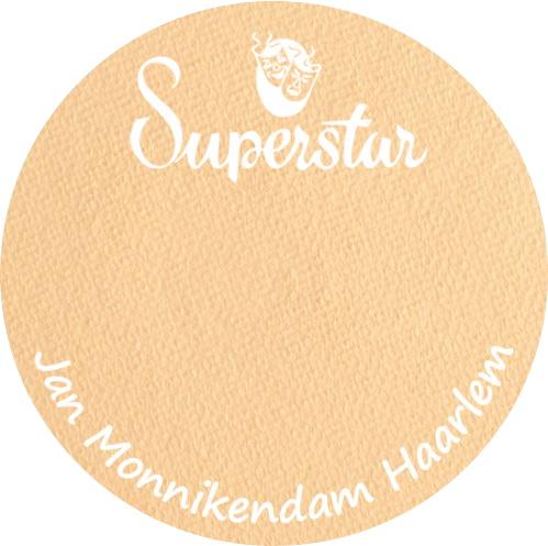 517 waterschmink Superstar bot of beenderen ivoor kleur