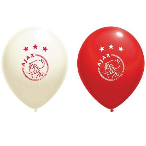 Ajax ballonnen 10 stuks