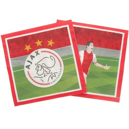 Ajax servetten 20 stuks