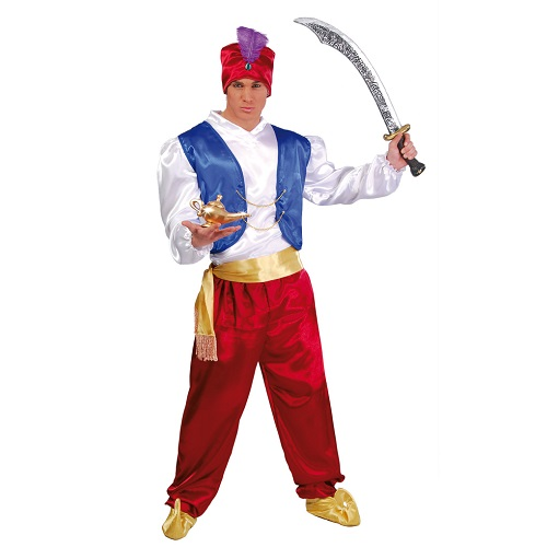 Aladdin kostuum maat - Medium 48-50