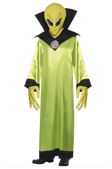 Alien lord kostuum
