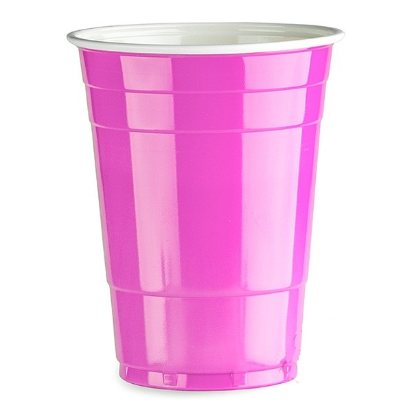 American pink cups 25 pack