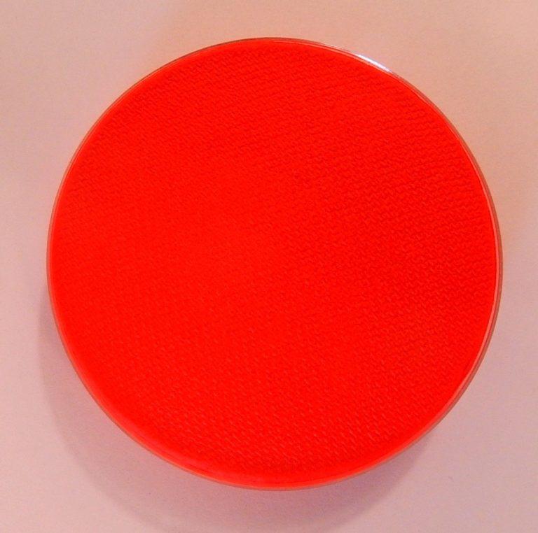 Aqua fluor UV schmink groot rood