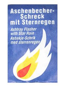 Asbakschrik / Vlamwatten