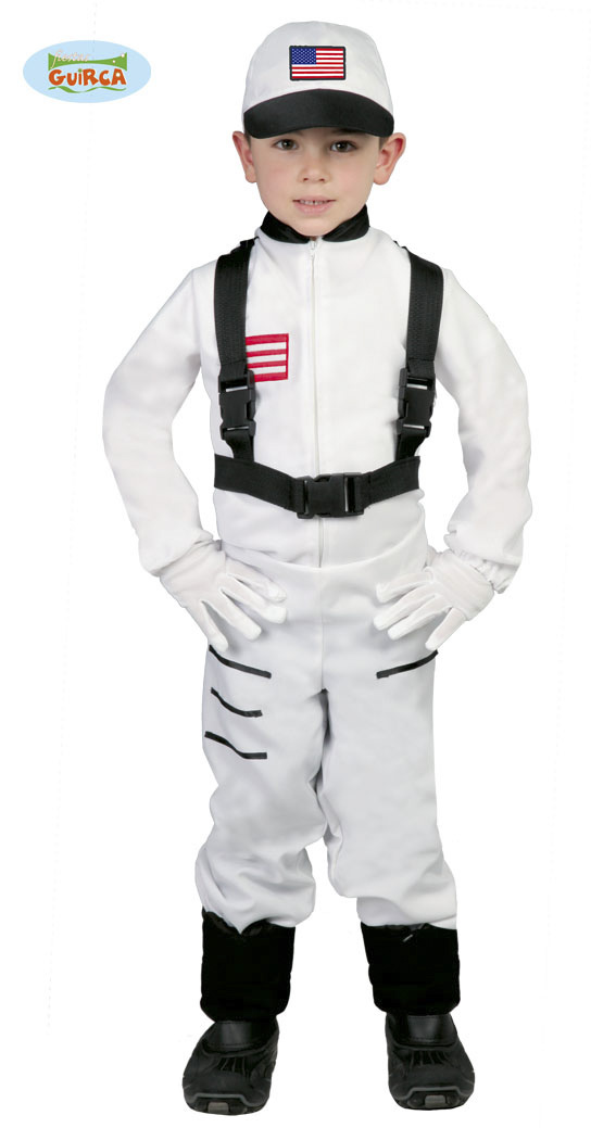 Astronaut overall kind - 10-12 jaar