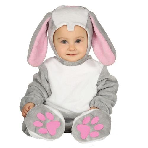 Baby verkleedpakje bunny 6-12 maanden