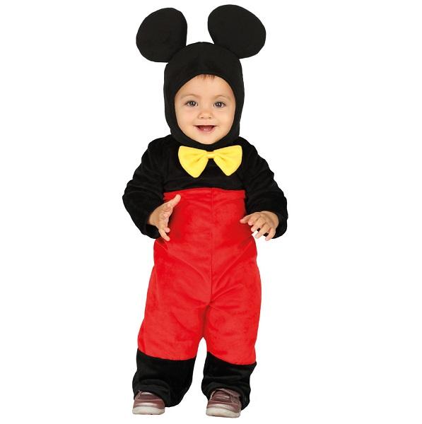 Baby verkleedpakje Mickey Mouse - 6/12MND