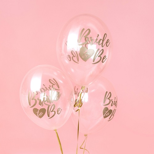 Ballonnen bride to be 6st