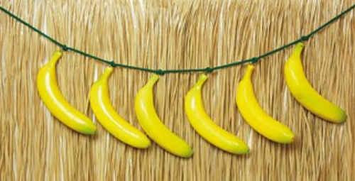 Bananen riem
