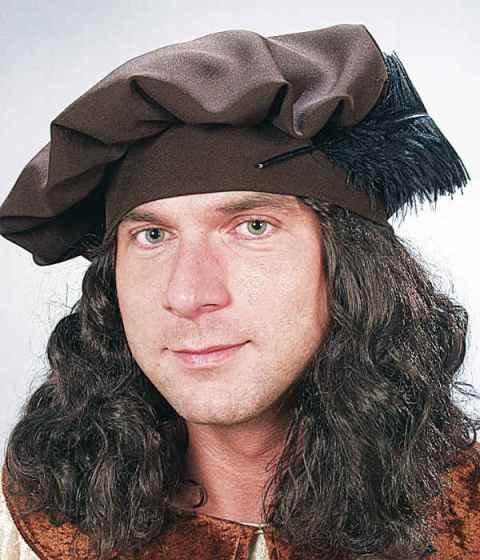 Baret bruin Rembrandt