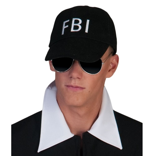 Baseball pet FBI volwassen