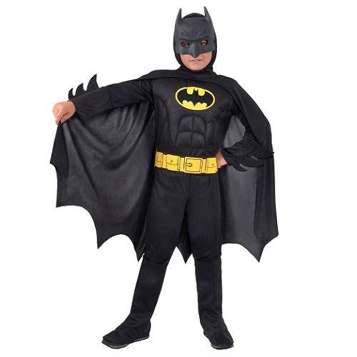 Batman kostuum kind 3-4 jaar