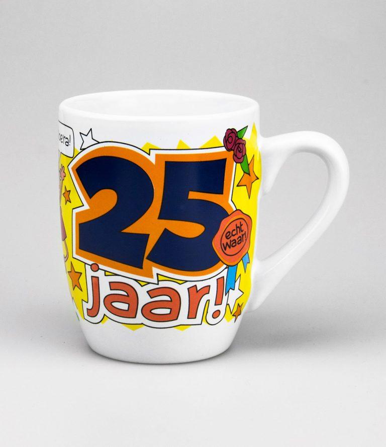 Beker 25 jaar