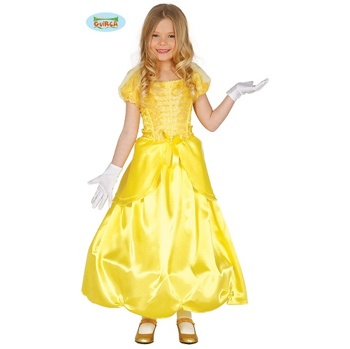 Belle jurk 7-9 jaar