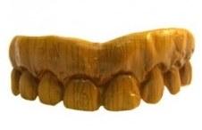 Billy bob wooden teeth