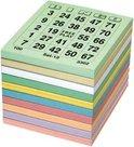 Bingo block 5x100 1-75