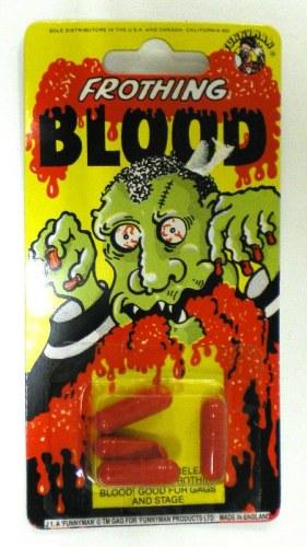 Bloedpillen 4 stuks