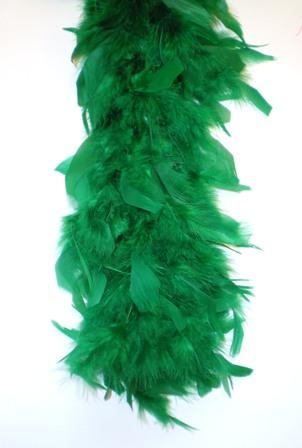 Boa groen 180 cm
