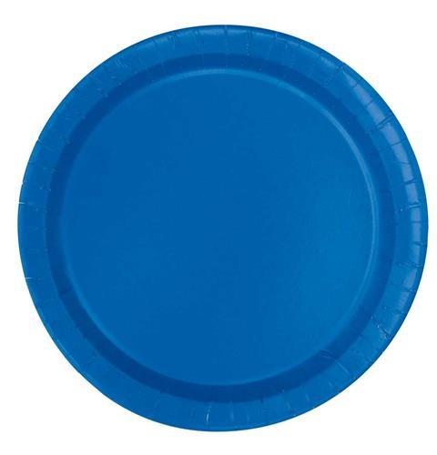 Bordjes royal blue 16st