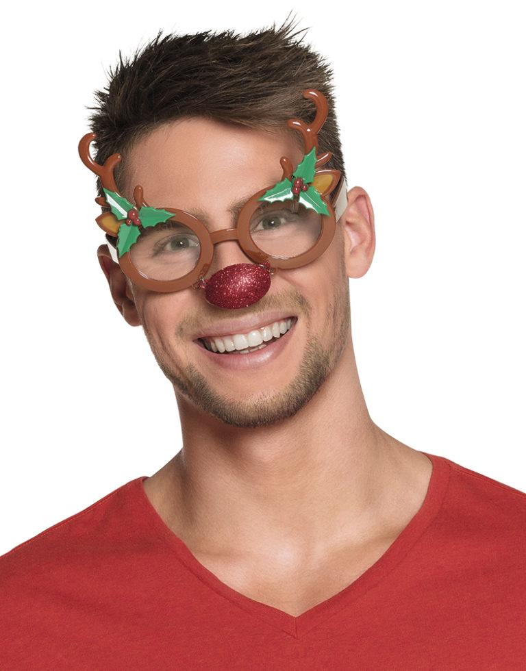 Bril rendier Rudolph