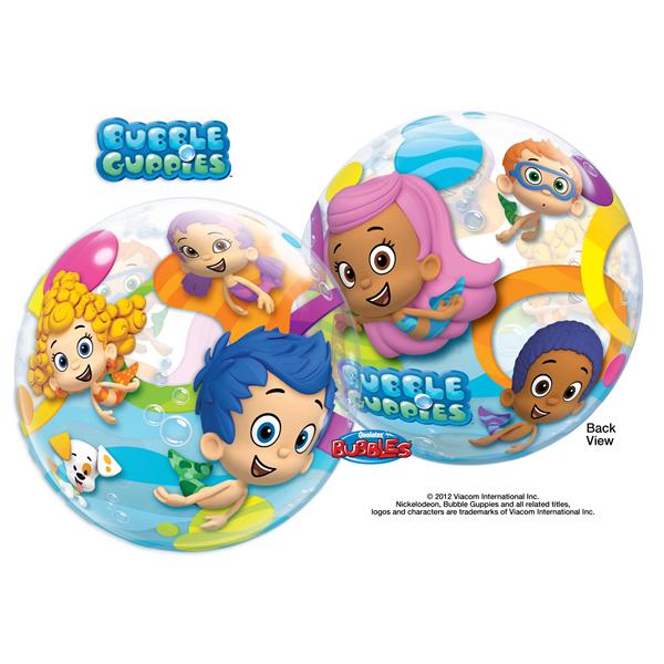 Bubbles ballon Bubble guppies 56cm