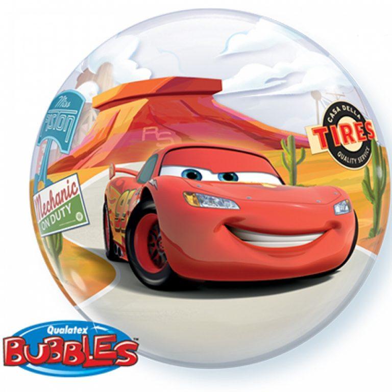 Bubbles ballon Cars 56cm