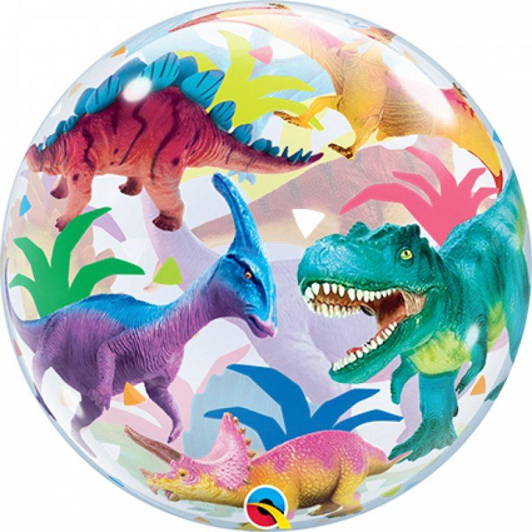 Bubbles ballon dinosaurus 56cm