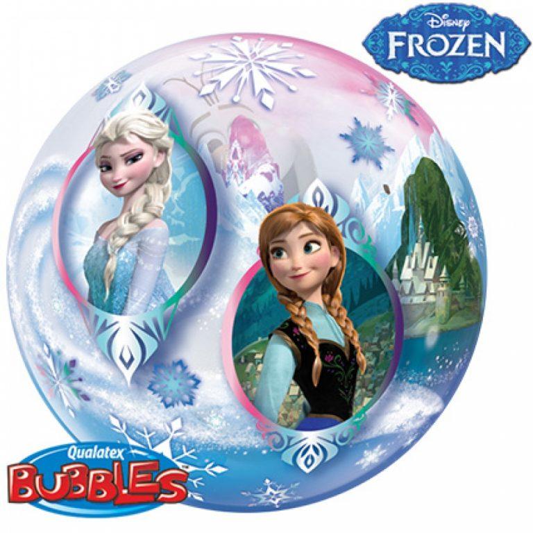 Bubbles ballon frozen 56cm