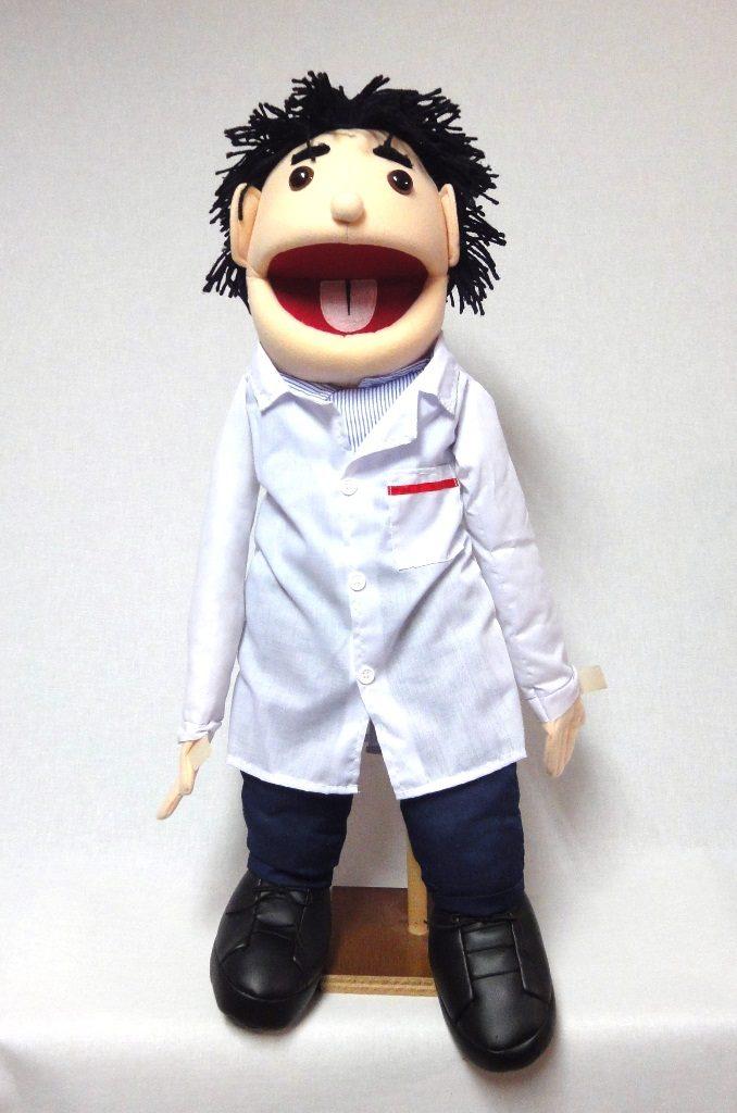 Buikspreekpop dokter