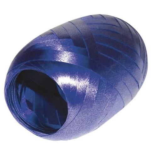Cadeaulint 5mm 20 meter – Donker blauw