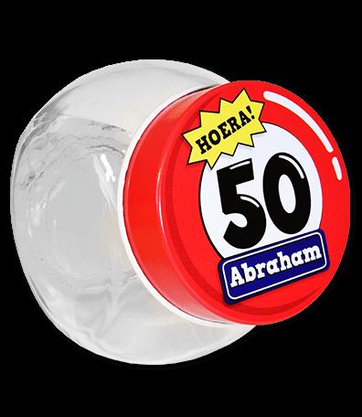 Candy jar 50 Abraham