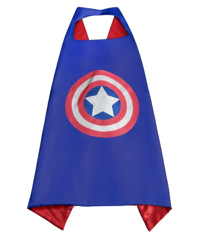 Captain America cape