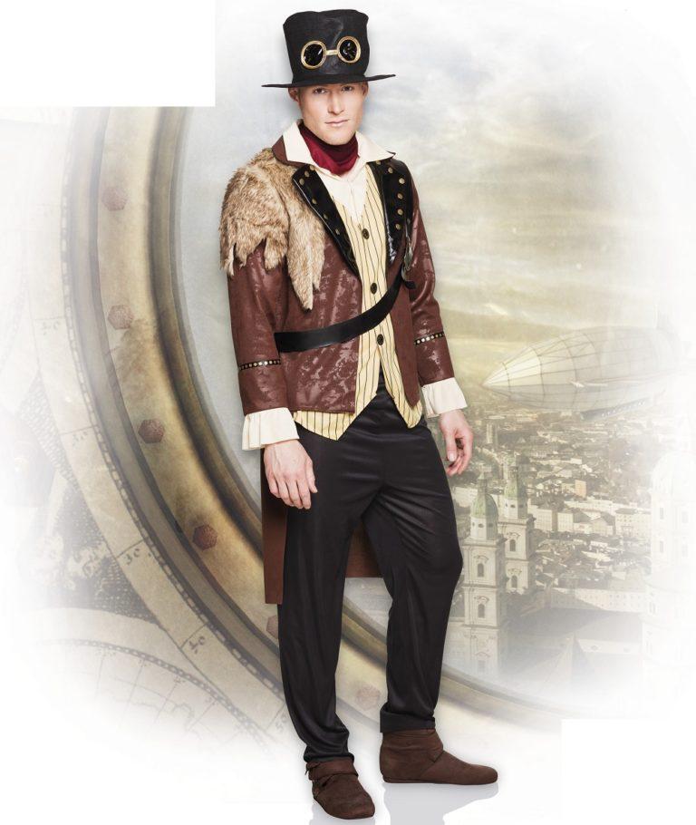 Captain Steampunk 54-56