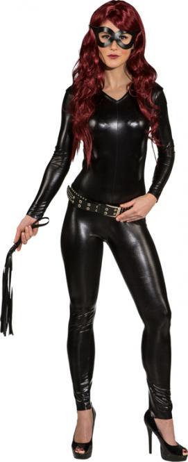 Catsuit catwoman zwart - 34