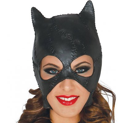 Catwoman masker latex