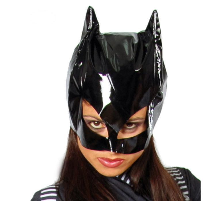 Catwoman masker skai