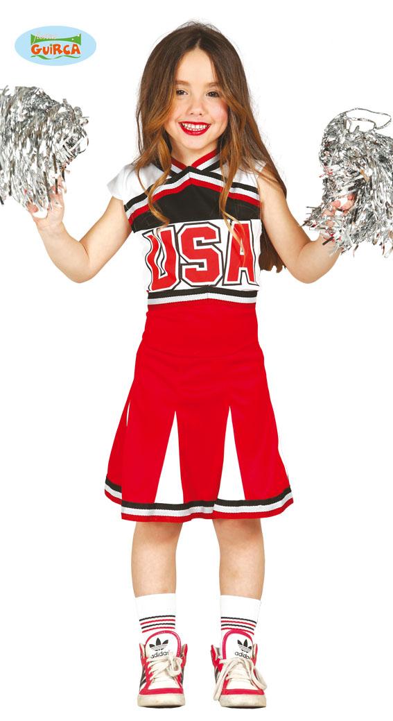 Cheerleader kids - 5-6 jaar